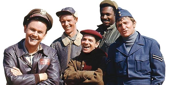 Ein Käfig voller Helden (quer) 1965