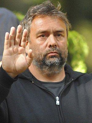 """Luc Besson am Set von """"Arthur und die Minimoys 2"""""""