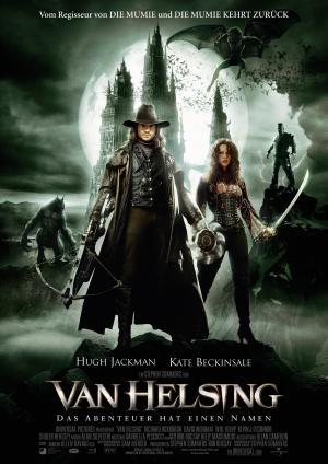 Filmplakat zu Van Helsing