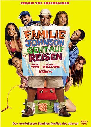 Familie Johnson geht auf Reisen (DVD)