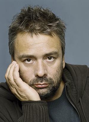 """Luc Besson am Set von """"Arthur und die Minimoys"""""""