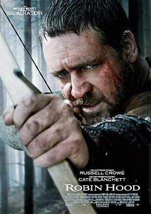 Filmplakat zu Robin Hood