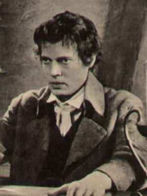 """Karlheinz Böhm in """"The magnificent Rebel"""""""