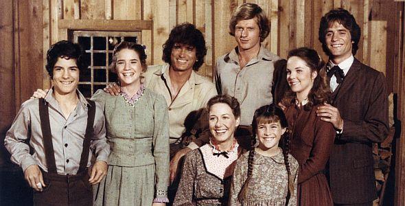 Unsere kleine Farm (quer) 1974