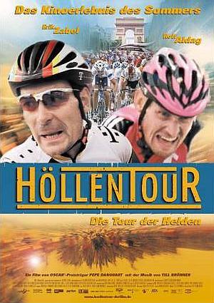 Höllentour (Poster)