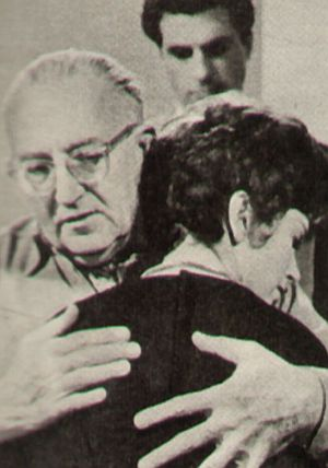 Meister Fritz Lang bei der Arbeit