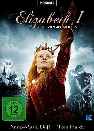 Elizabeth I - The Virgin Queen (2 Disc Set) (DVD) 2005