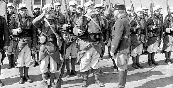 Laurel & Hardy: In der Fremdenlegion