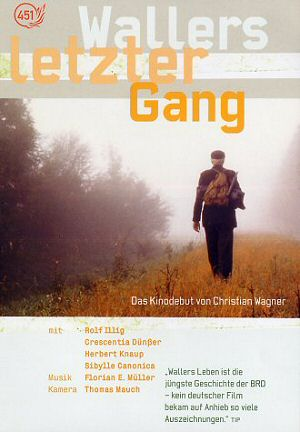 Wallers letzter Gang (DVD) 1998