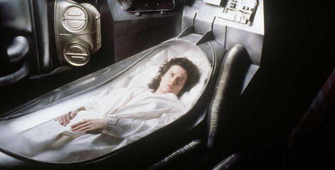 Alien - Das unheimliche Wesen aus einer fremden Welt (quer) 1979