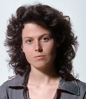 "Sigourney Weaver in ""Alien"""