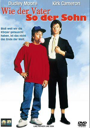 Wie der Vater so der Sohn (DVD)