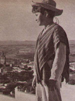 Der kleine Rebell Pablito (Andrés Velázquez) blickt in die weite Welt hinaus