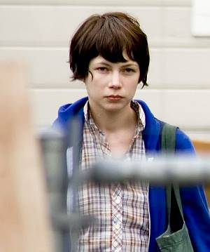 """Michelle Williams in """"Wendy & Lucy"""""""