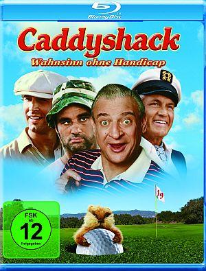 Caddyshack - Wahnsinn ohne Handicap (Blu-ray) 1980