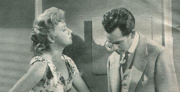Revue, März1957, Jahrgang 11, Nr. 7, S. 34, 35, Zwei Herzen voller Seligkeit, quer