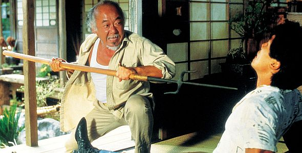 Karate Kid 2 - Entscheidung in Okinawa (quer) 1986