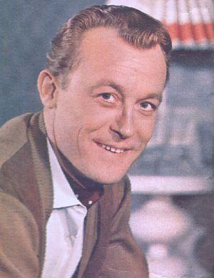 Der Anwalt Dr. Sperber (Claus Holm)