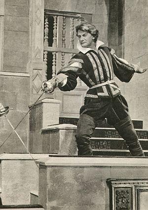 Ein Meister am Schwert: Jean Marais