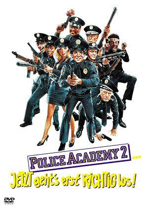 Police Academy 2 - Jetzt geht's erst richtig los (DVD) 1985