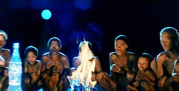 Die Götter müssen verrückt sein (quer) 1980