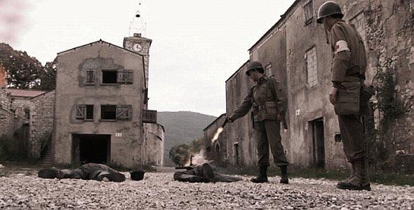 The Cross Roads - Die Verfluchten des Krieges (quer) 2007