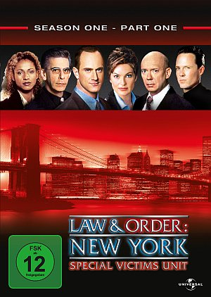 Law & Order: New York - Special Victims Unit - Season 1.1 (DVD) 1999