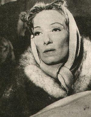 Die unerschütterliche Helferin Frau von Reuss (Brigitte Horney)