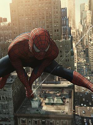 Spider-Man (Tobey Maguire) kanns noch!