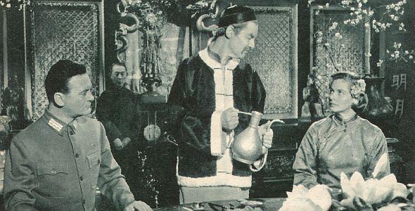 Film Revue, 10.Juni 1958, Jahrgang 12,  Nr.12, S. 6, Die Herberge zur sechsten Glückseligkeit, quer