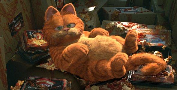 Garfield - Der Film (quer) 2004