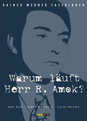 Warum läuft Herr R. Amok? (DVD) 1970