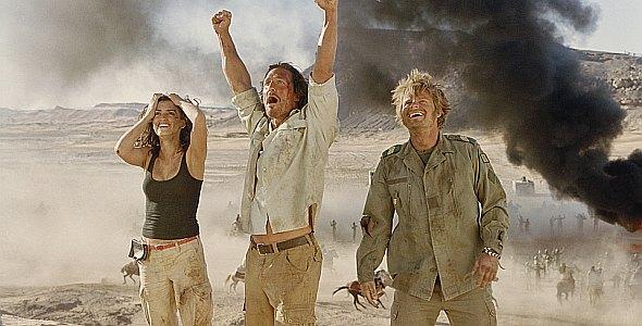 Sahara - Abenteuer in der Wüste (quer) 2005