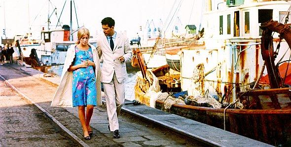 Die Regenschirme von Cherbourg (quer) 1964