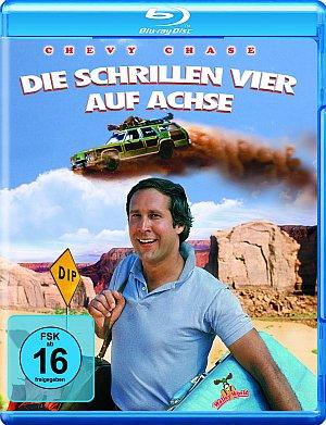 Die schrillen Vier auf Achse (Blu-ray) 1993