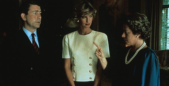 Zwischen Bett und Thron - Die Frauen von Windsor (quer) 1992