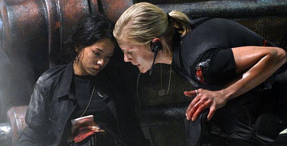 Battlestar Galactica: Auf Messers Schneide (quer) 2010