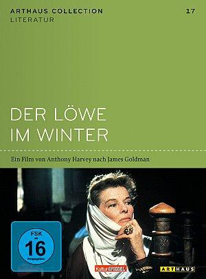 Der Löwe im Winter - Arthaus Collection Literatur (DVD) 1968