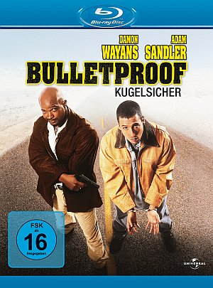 Bulletproof - Kugelsicher (Blu-Ray) 1996