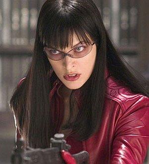"Milla Jovovich in ""Ultraviolet"""