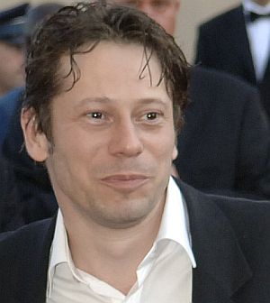 Mathieu Amalric in Cannes (2006)