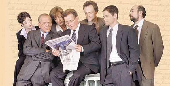 The West Wing - Die komplette 1. Staffel (quer) 1999