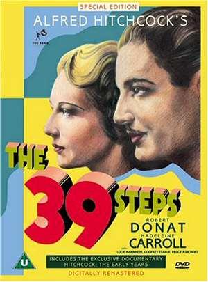 Die 39 Stufen (DVD)