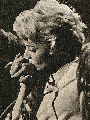 """Jeanne Moreau in """"Stunden voller Zärtlichkeit"""""""