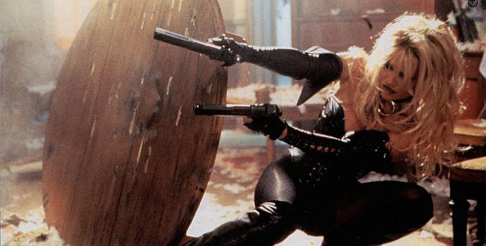 "Pamela Anderson ist ""Barb Wire"" (1996)"