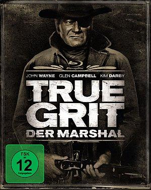 True Grit - Der Marshal (DVD) 1969