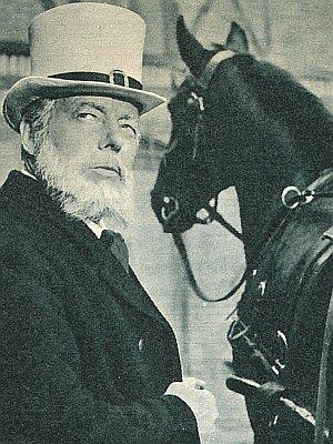 Heinz Rühmann als eiserner Gustav