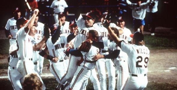 Die Indianer von Cleveland II (quer) 1994