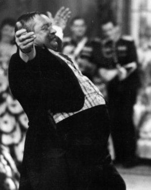 Heinrich George in Der Postmeister