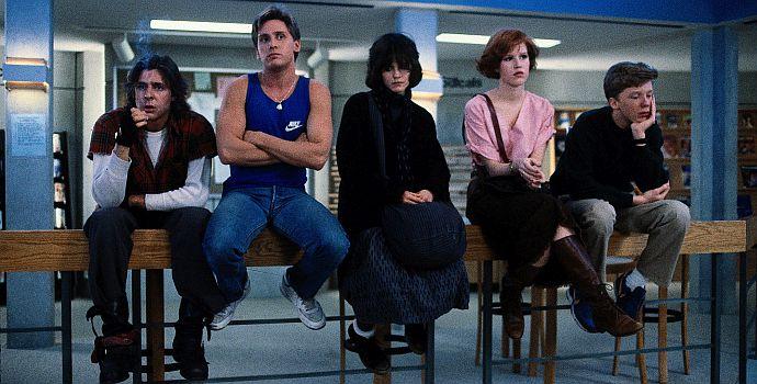 Der Frühstücksclub (The Breakfast Club, 1985)